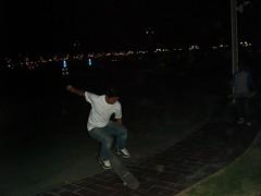 PIC_5248 (barhooomo) Tags: from hell skaters tricks skateboard doha qatar aspire kickflip  villaggio