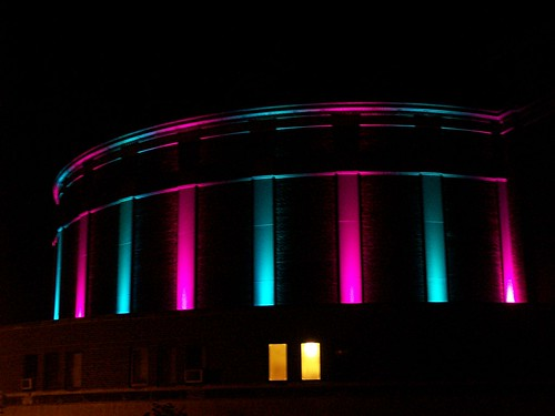 The campus of Purdue 2011