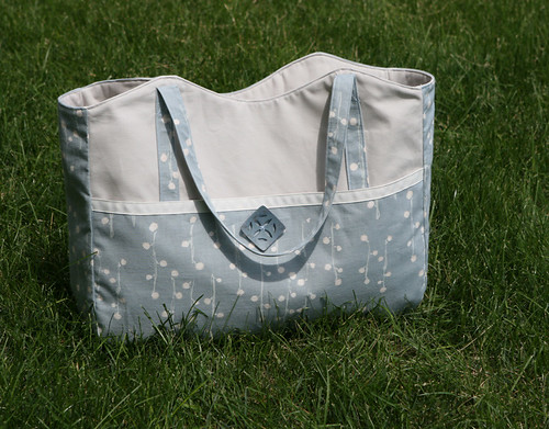 Eco Market Tote - Front