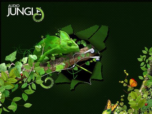 wallpaper jungle. Wallpaper Audio Jungle 1.jpg