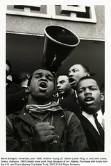Schapiro. Young, King and Lewis, Selma, Alabama 1965