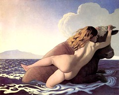 Vallotton, Abuction of Europe