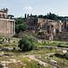 Ruins near the Forum of Caesar