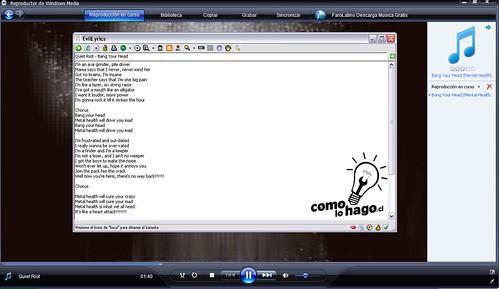 letras de las canciones de pereza como lo: