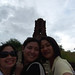 Aileen, Tin and I at the bell tower