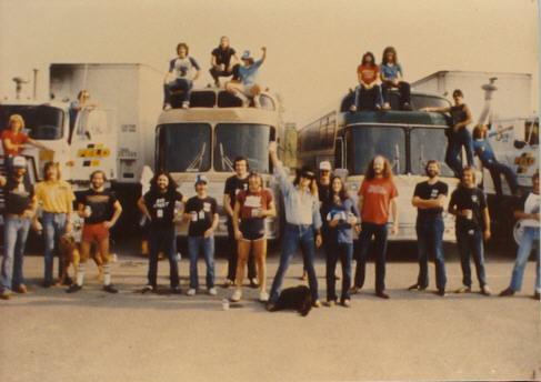 Crew Blackfoot 75'