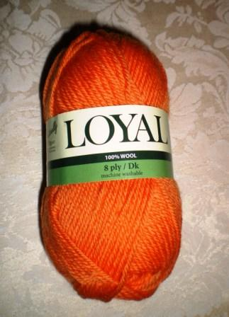 Loyal - orange