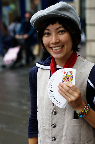 Canadian Female Magician 3839