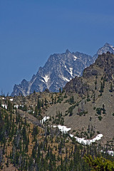 Mt Stuart and ridge
