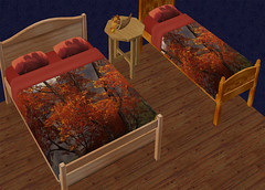 Autumn Fire Bedding