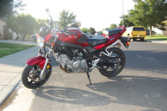 sv650-right side