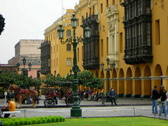 Lima Centro – Colonial Lima