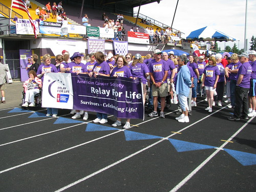 2008 Relay For Life Of West Clark County