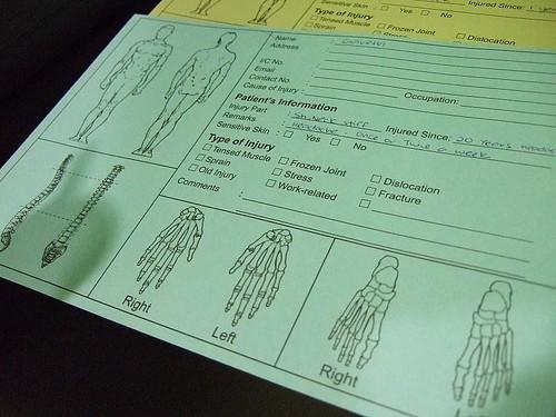 Bone Care Assessment