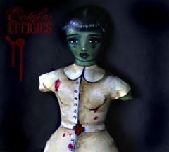 Zombie Nurse Doll