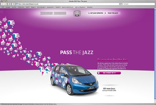 passthejazz.co.uk