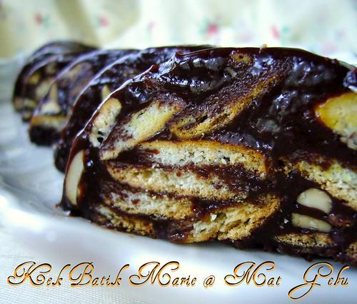 Kek Batik Marie
