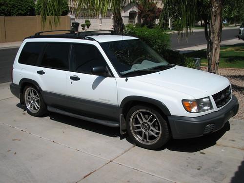 FS (AZ) 1999 Forester with WRX suspension - NASIOC