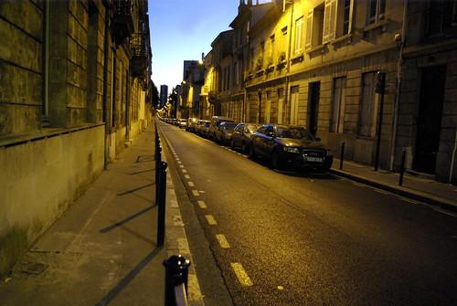 C'est beau, une ville, la nuit