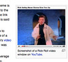 Rickrolling - Wikipedia, the free encyclopedia