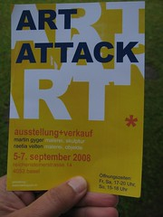 Art exhibition 5th to 7th September in Basel