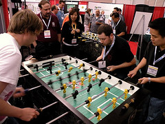 SES Foosball Showdown
