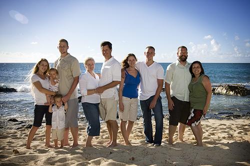 Hawaii Family Portraits -0001