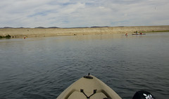 White Bluffs (Jeff Holland) Tags: river washington kayak columbiariver hanford nikkor18200mmvr hanfordreach dsc6377