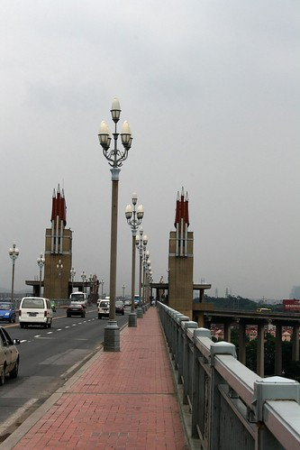 Nanjing Yangtze Bridge (by niklausberger)