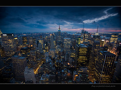 Top of the Rock (michael_davies) Tags: nyc newyork canon photography manhattan explore elite 5d rockefellercentre gnd flickrsbest nohdr anawesomeshot theperfectphotographer