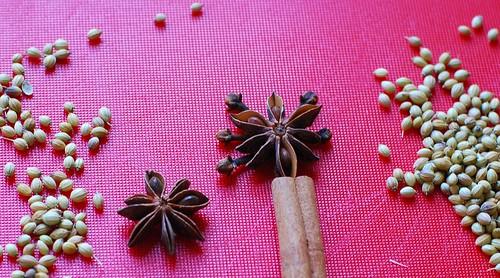 Spice flower.