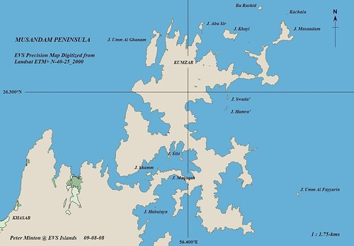 map of oman. Oman - EVS Precision Map