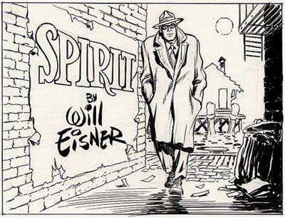 The Spirit - Will Eisner