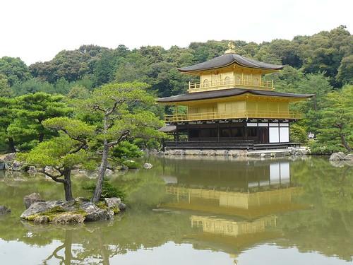 Templo de Oro (Kyoto, Japon) por ti.