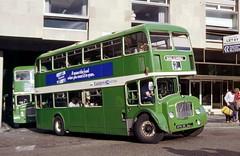 169-24 (Sou'wester) Tags: bus buses bristol scotland edinburgh publictransport flf lothian psv ecw easterncounties lodekka kpm91e