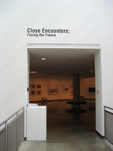 """Close Encounters - Facing the Future"" at American University Museum - 1"