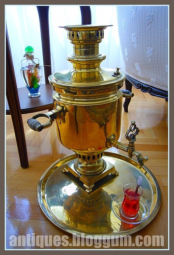 Samovar: Tea Set