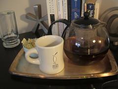 tea break! (petit hiboux) Tags: teapot teatime workingfromhome