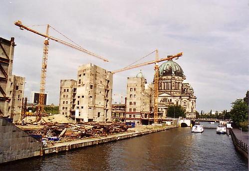 Das Ende vom Palast der Republik