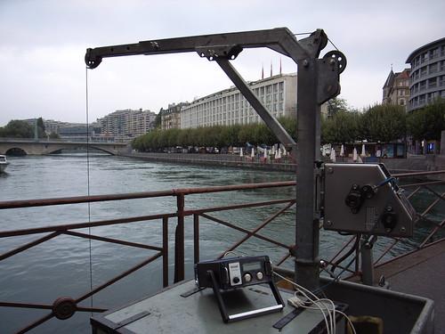 Urban computing measurement device
