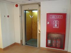 lift (WAHYUDIN PERMANA (Gebe)) Tags: ksu dormitory