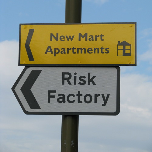 Risk Factory Sign