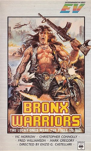 1982 bronx warriors