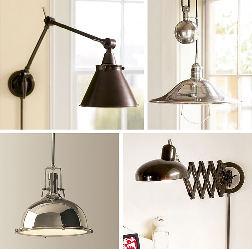 pendants and sconces
