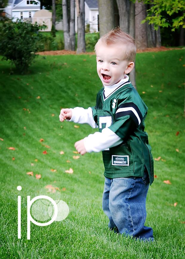 Football Ethan