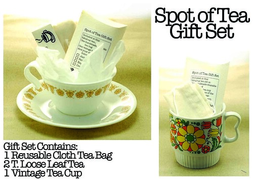 Spot Of Tea Gift Set