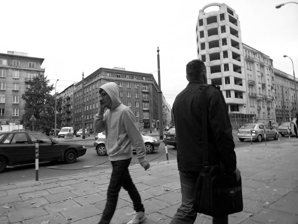 Warszawa, October 2008
