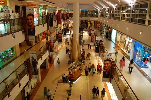 Mall - pretty nice