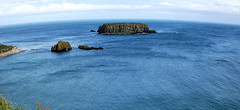 sheep island (adudi) Tags: ocean ireland wild water globe waves shot wind earth infinity atlantic sphere planet shot2 spherical sheepisland flickrsbest landscapesdreams adudi