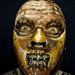 Hannibal Lecter Faux Restraint facepainting Mini Movie! por hawhawjames